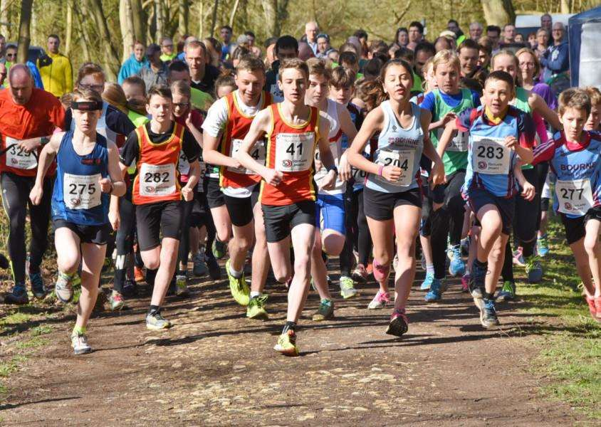 Bourne Woods Rotary Club's Run in the Woods