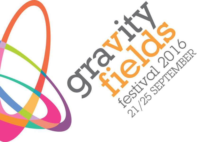 Gravity Fields Festival logo