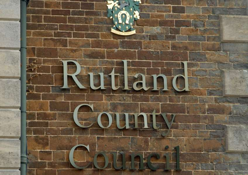 Rutland County Council offices in Oakham