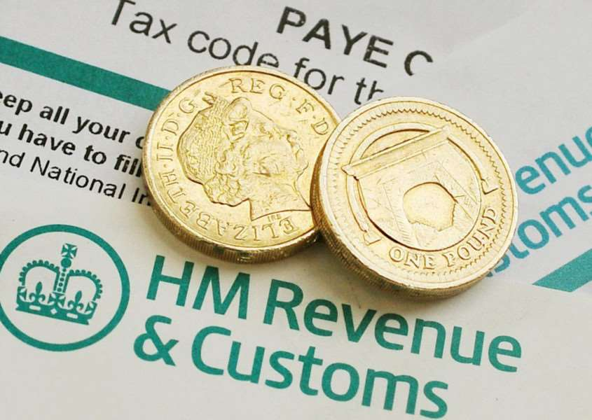 HMRC scam warning B3308811369085128A