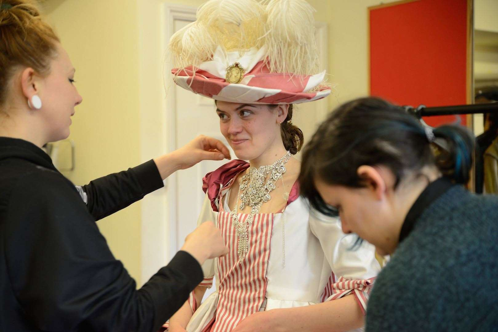 Costumes from Stamford Shakespeare Company are being sold to make way for the new season's outfits