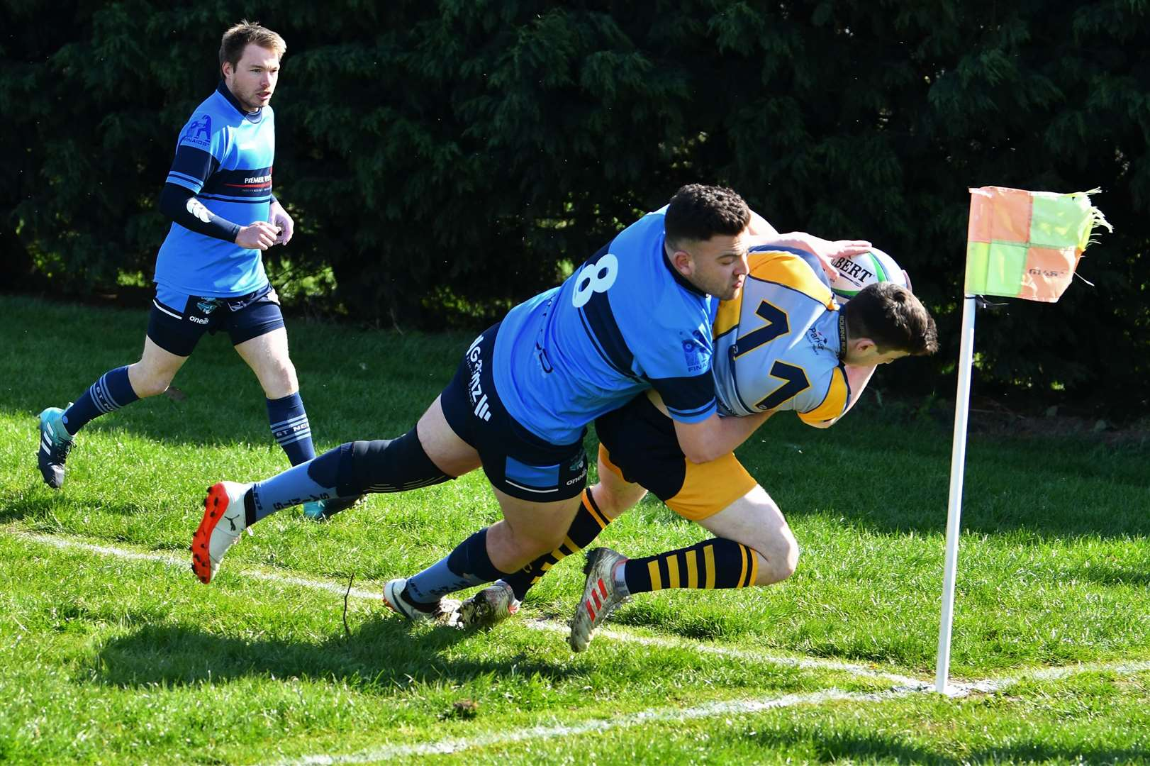 Bourne were 73-7 victors over St Neots on Saturday. Photo: Alan Hancock (8605641)
