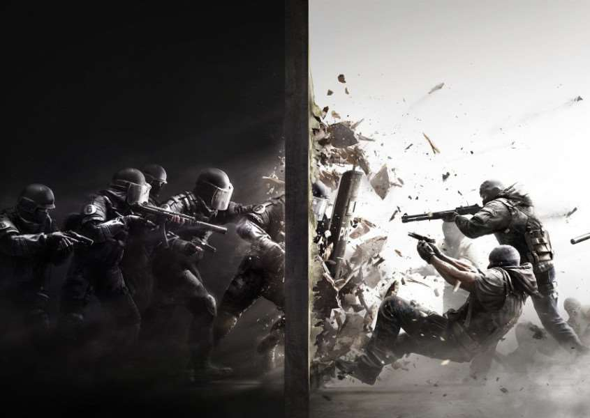 Rainbow Six Siege is hide and seek with guns