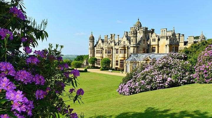Harlaxton Manor.  (49841592)