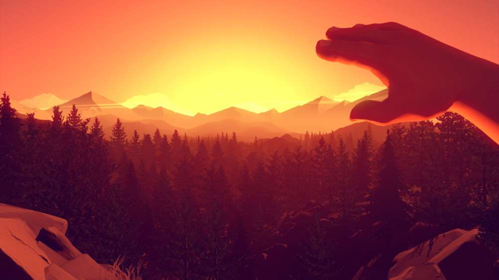 Firewatch was inspired by a single piece of art