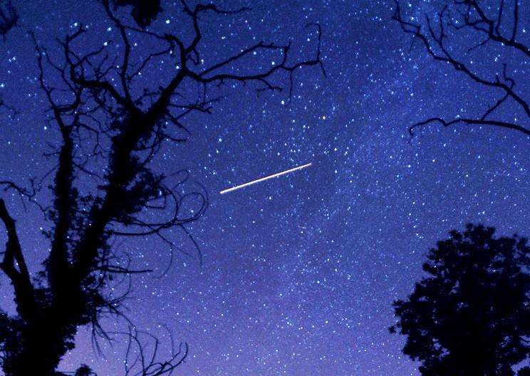 The Orionid meteor shower will reach its peak this week. ENGEMN00120130814091545