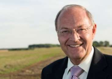 Stepping down. Lincolnshire Police and Crime Commissioner Alan Hardwick. EMN-160502-125124001
