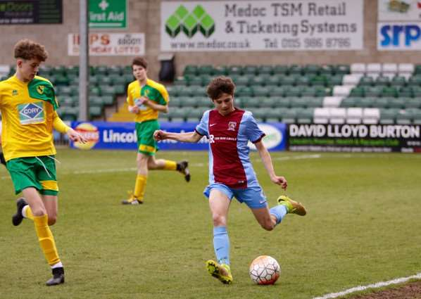 Lincolnshire FA Under-16 Cup final