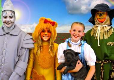 The Wizard of Oz coming to the Key Theatre performed by the Wildcats.