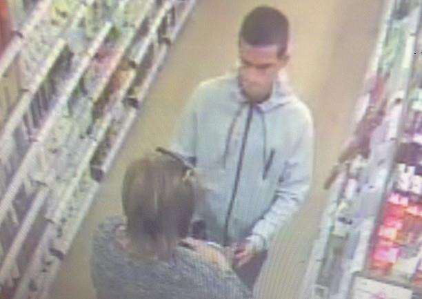 Police are seeking assistance in identifying the male and female pictured in connection with a high value theft of creams and cosmetics from Boots in Bourne on Wednesday, May 13 EMN-150526-135429001