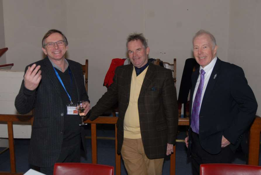 Bourne Town Hall Handover'Photos: Jonathan Smith