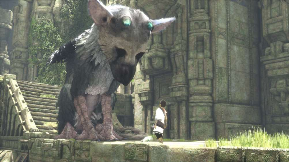 The Last Guardian is a tale of love and friendship