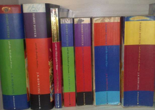 Some Harry Potter books are now worth around �40,000
