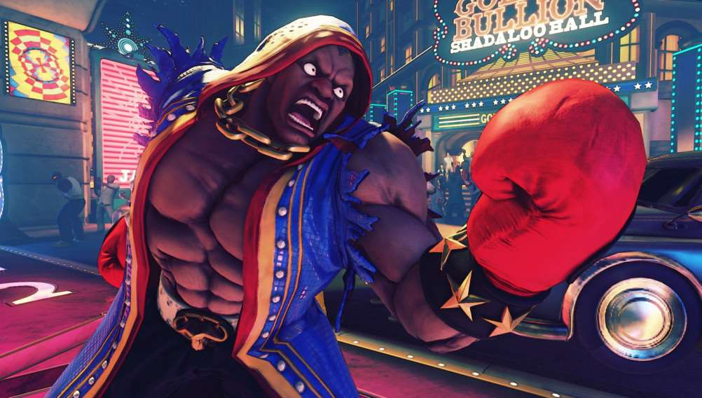 Balrog is back in a jam-packed Street Fighter V update