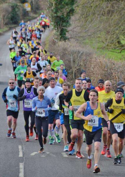 Action from the Striders 30k race at Stamford EMN-160214-170927009