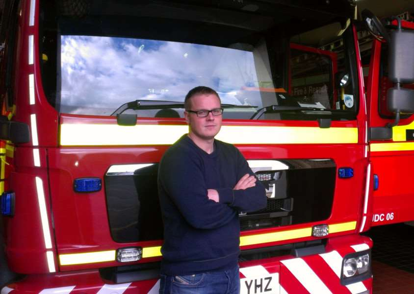 Chairman of Lincolnshire Fire Brigade Union Ben Selby says 'mistakes are unacceptable'