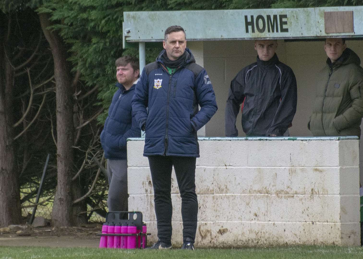 Cottesmore manager Rich Giblin (8050517)