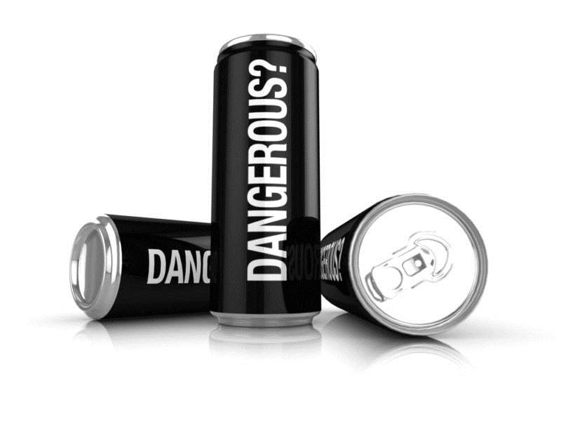 Warning over energy drinks after 'death link'