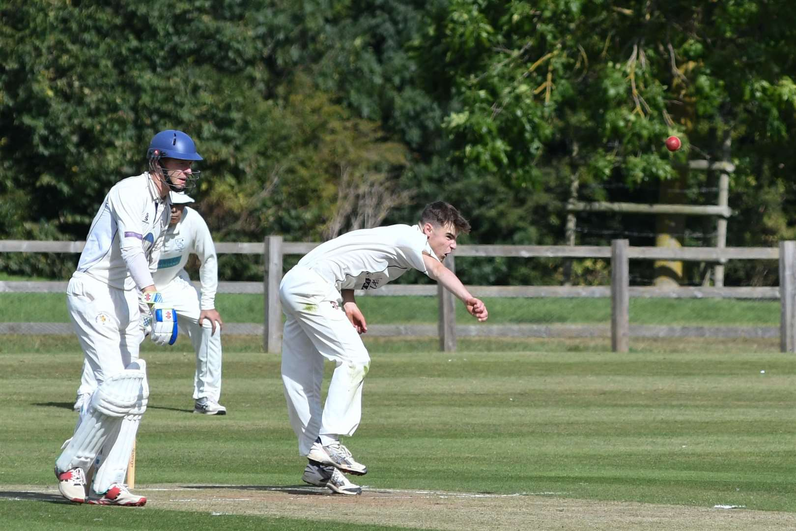 Burghley Park beat Ufford Park to win the Rutland League Division Two title on Sunday. Photo: Alan Walters (16782989)
