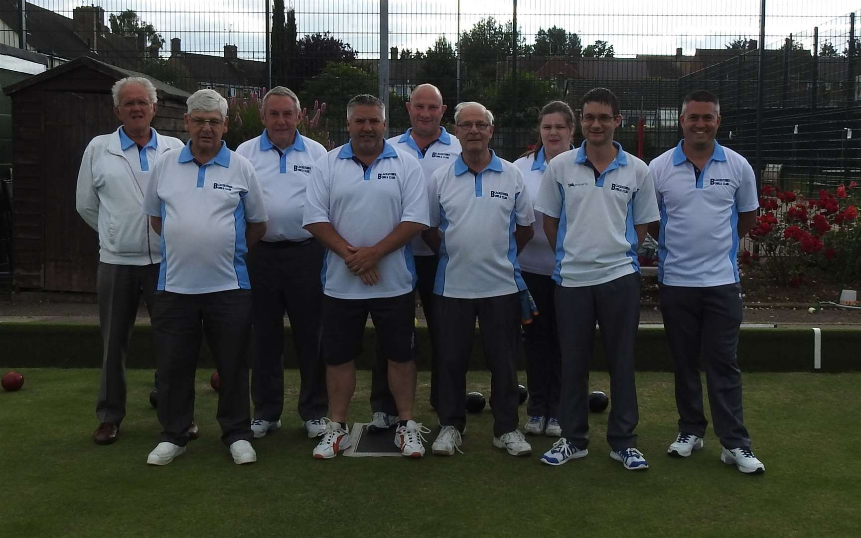 Blackstones C defeated the leaders Bourne Woods in their defence of the Division One title. (13345256)