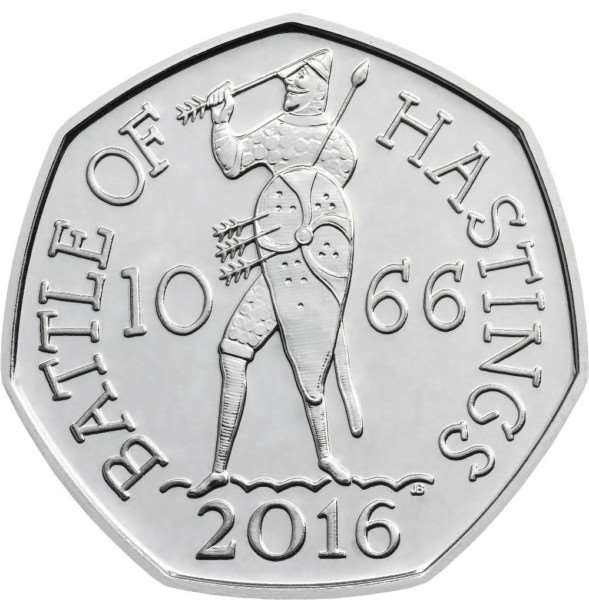 The year 1066 is a date imprinted on many a schoolchild's memory - the fate of King Harold at The Battle of Hastings features on a 50p.