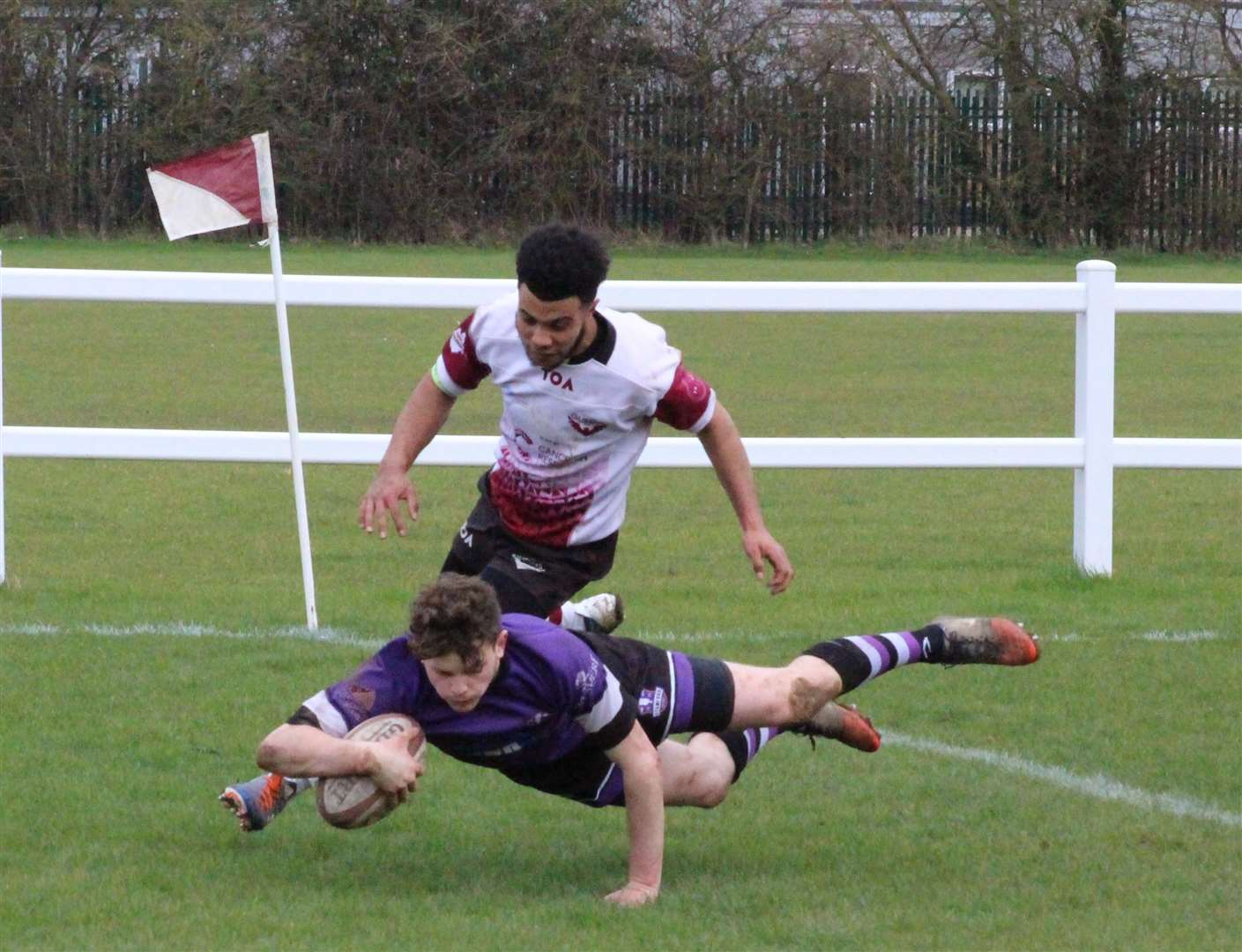 Stamford were victorious at Bedford Queens on Saturday. Photo: Darren Dolby (31142905)