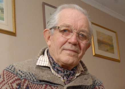 Gerald Botteley from Oakham.