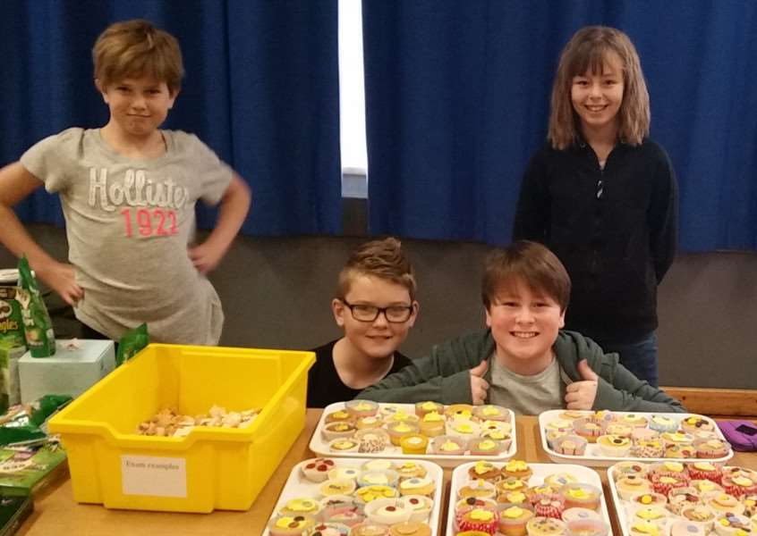 Children in Need at Bourne Academy EMN-161121-131343001 EMN-161121-131343001