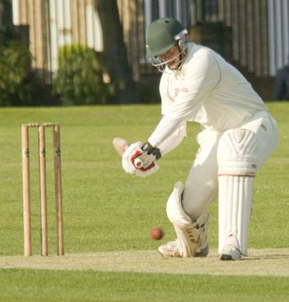 Carl Wilson struck 57 for Bourne against Spalding.