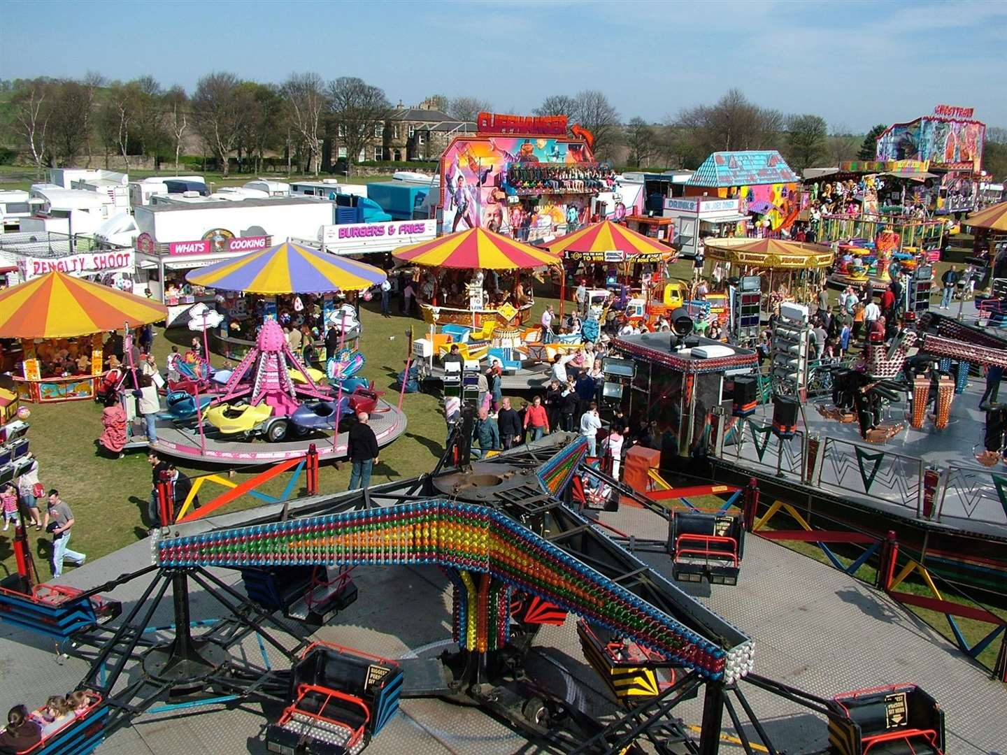The Stamford October fair starts on Wednesday (4652398)