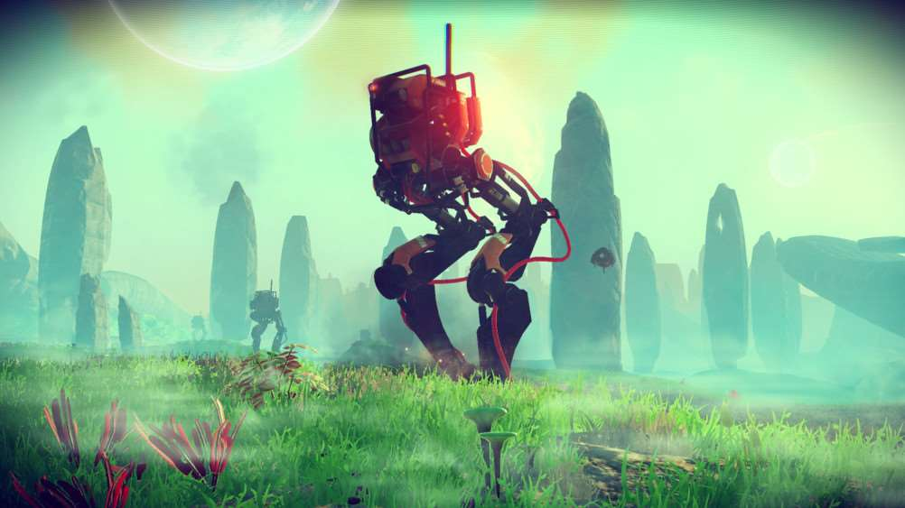 No Man's Sky will take us to infinity and beyond