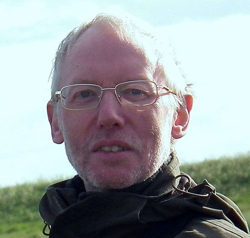 South Holland and the Deepings prospective parliamentary candidate: Martin Blake - Green Party