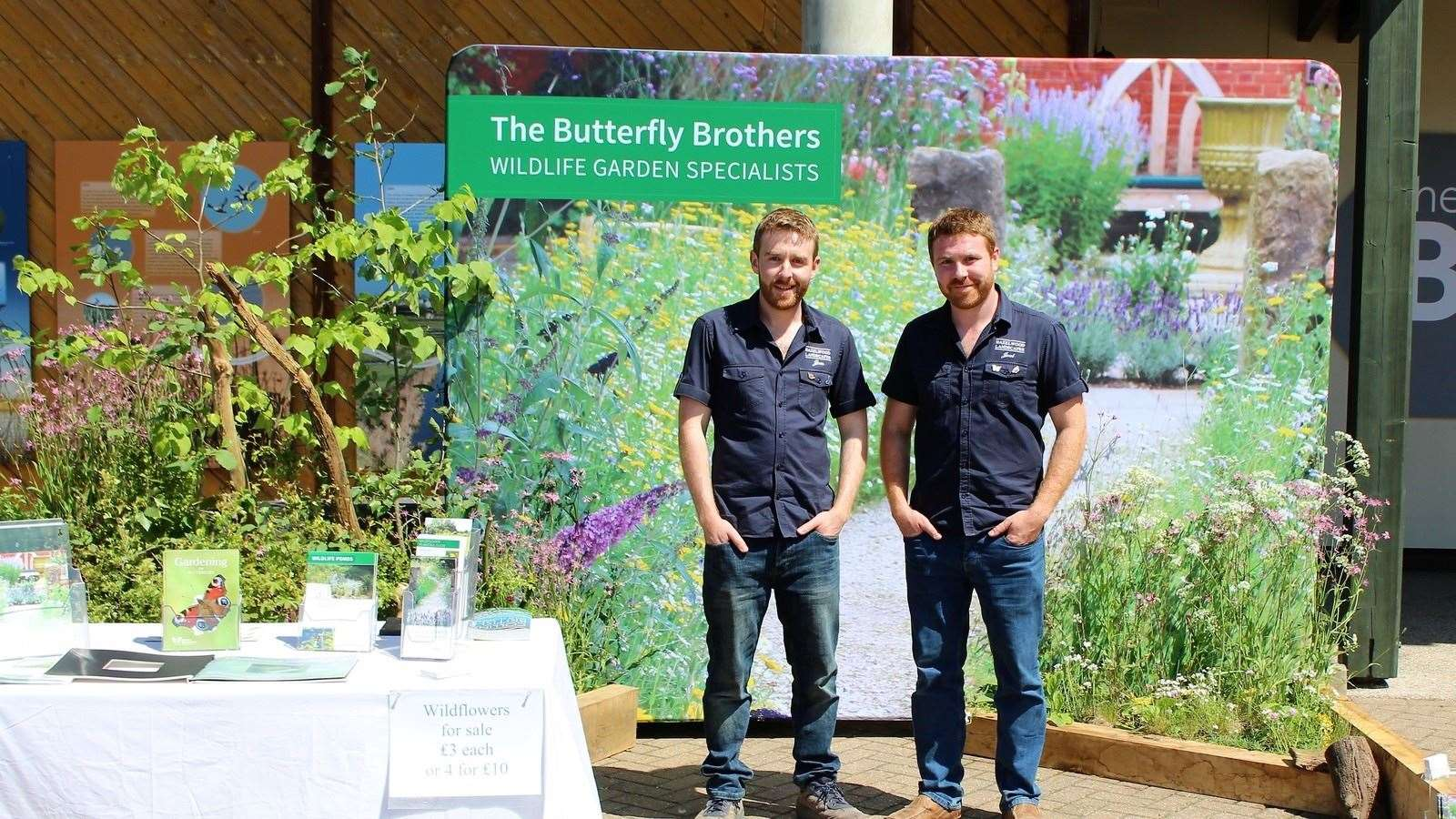 The Butterfly Brothers of Bourne (13897778)