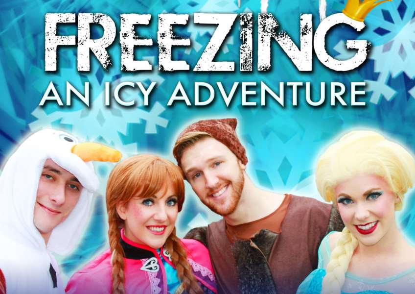 Freezing which is coming to Stamford Corn Exchange this month.