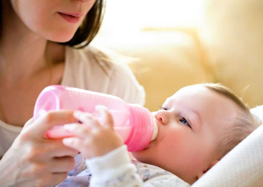 Baby milk formula 'doesn't reduce risk of allergies' despite manufacturer claims
