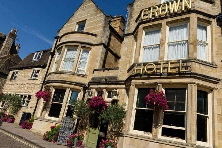 The Crown Hotel in Stamford