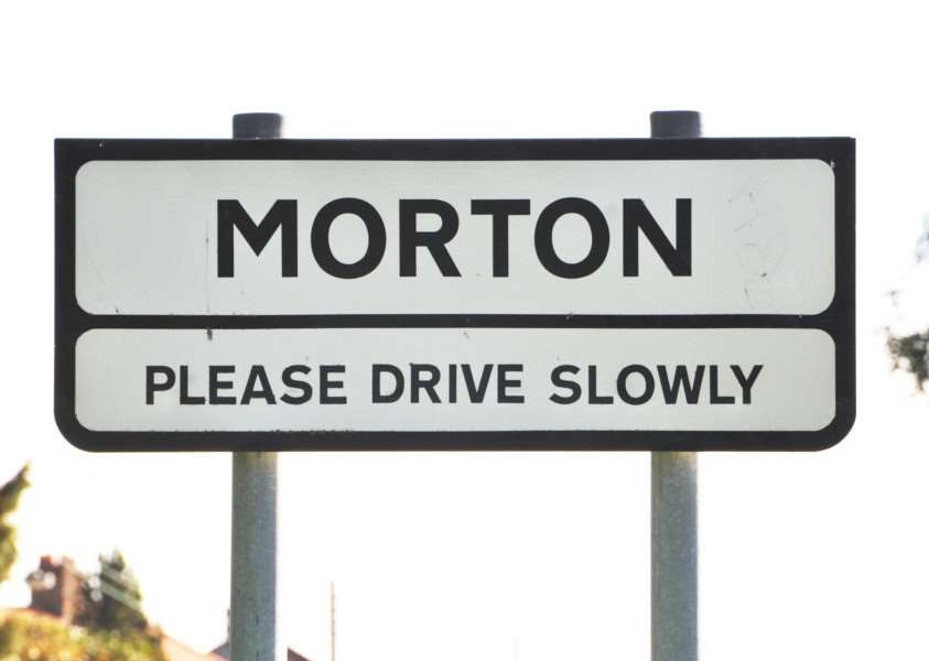 Morton news.