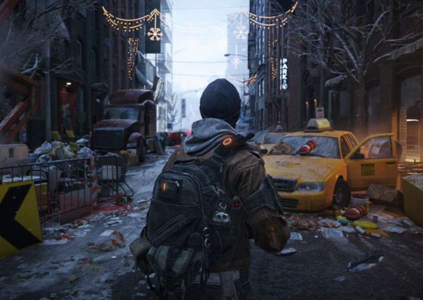 The Division boasts a beautifully and intricately detailed world