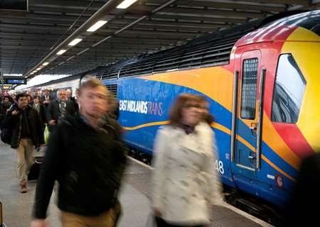 Concerns over age of rail rolling stock