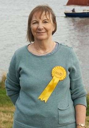Rutland and Melton prospective parliamentary candidate: Dr Carol Weaver - Liberal Democrats
