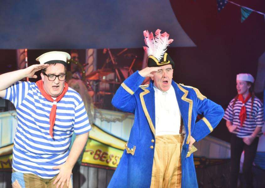 Dick Whittington Key Theatre panto 2016 EMN-160112-091302009