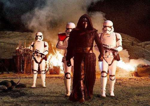 The Force Awakens will be released on December 17.