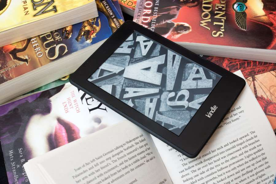 Does your Kindle need updating?