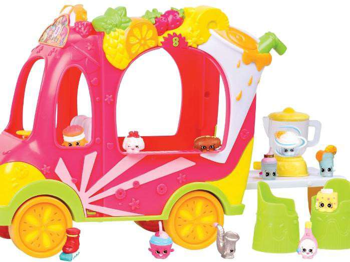 "Shopkins Smoothie Truck. Picture: PRNewsFoto/Toys ""R"" Us."