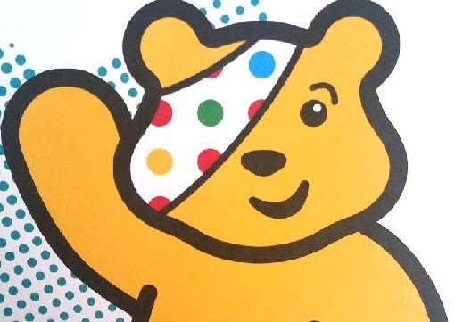 Children In Need's Pudsey Bear EMN-151111-105611001