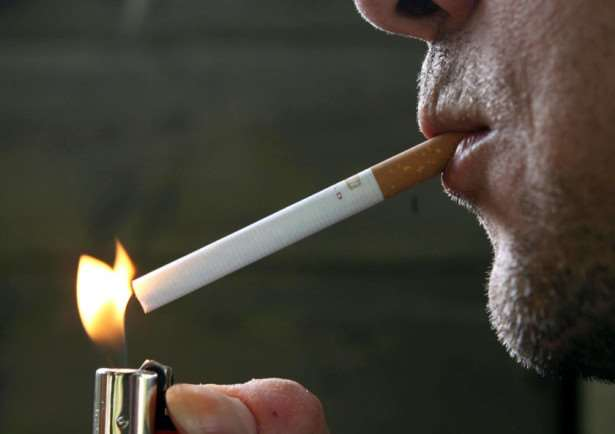 New smoking laws come into effect on 1 October. Photo: Owen Humphreys/PA