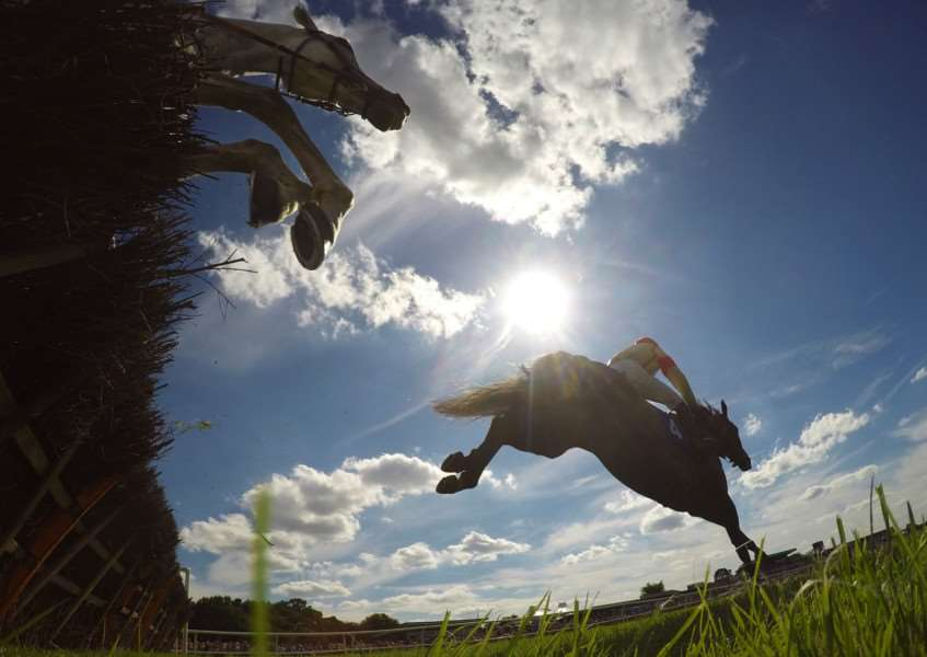 Market Rasen Racecourse's Boxing Day meet attracts on average almost 10,000 fans every year EMN-151221-165230002 EMN-151221-165230002