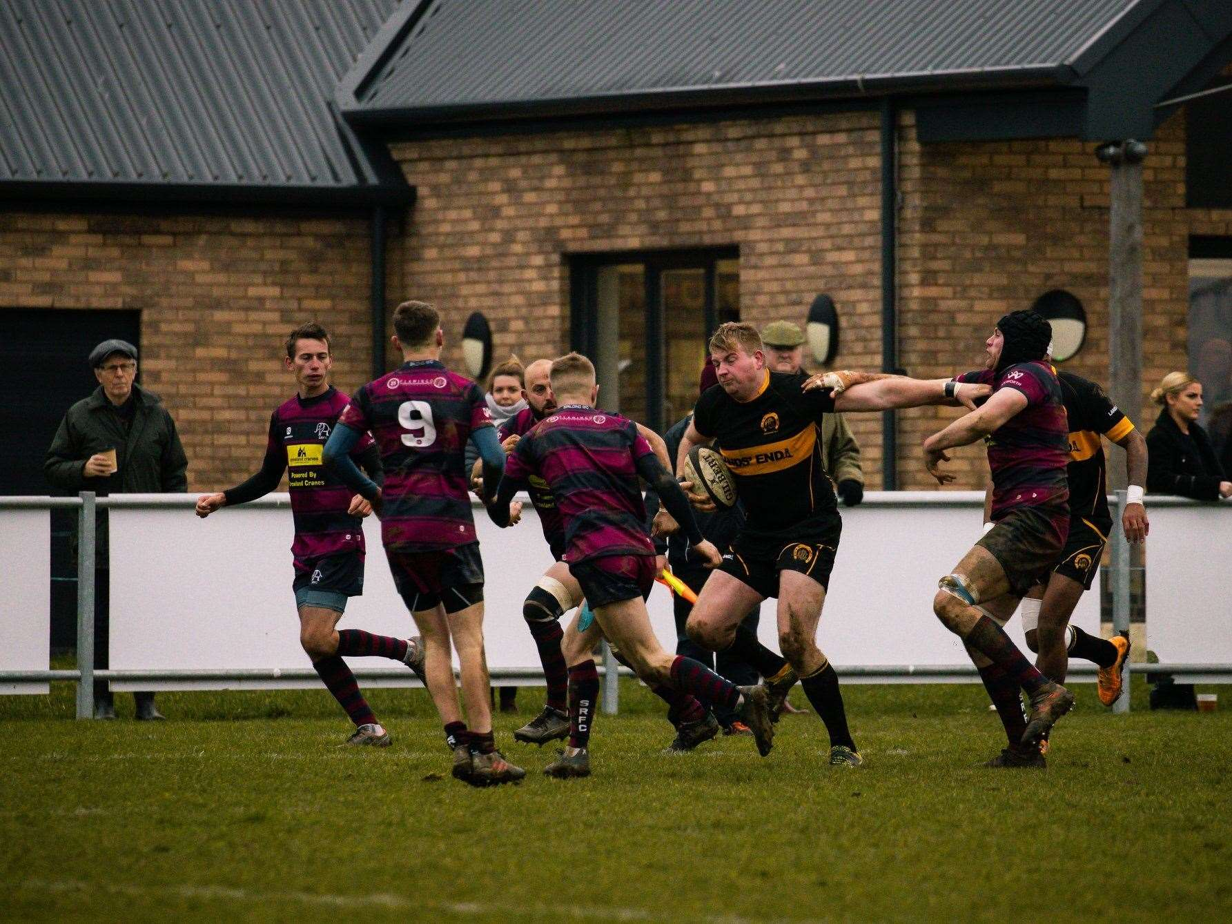 Oakham continued their fine form with victory over Spalding on Saturday. Photo: Charles Hurst Photography (27833822)