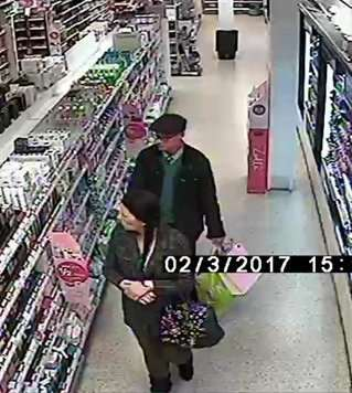 Police are hoping to identify these people.