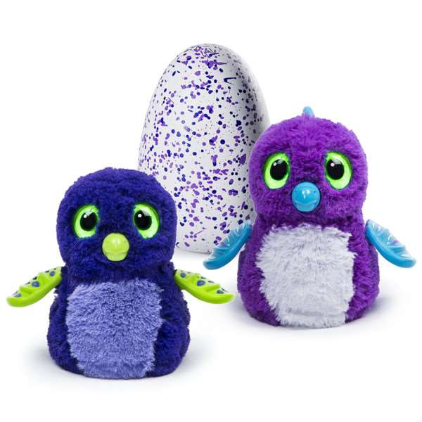 Hatchimals are one of this Christmas' must-have toys